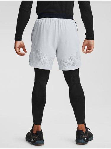 Kraťasy Under Armour UA Stretch-Woven Shorts-GRY