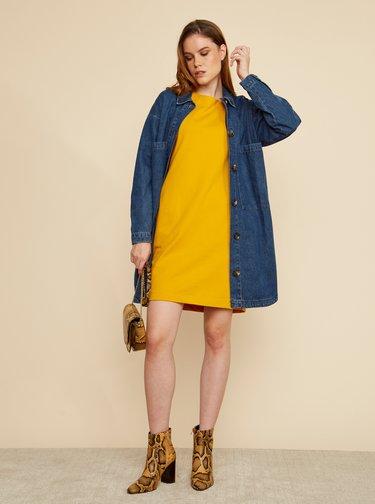 Žluté šaty ZOOT Baseline Hana 2
