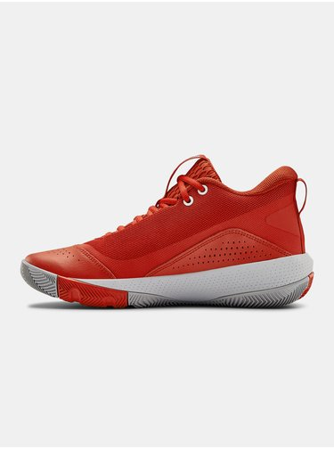 Boty Under Armour SC 3ZER0 IV-RED