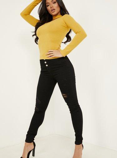 Bluze pentru femei QUIZ - galben