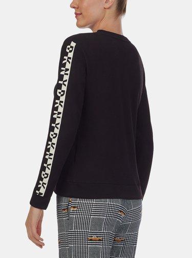 Černé tričko DKNY