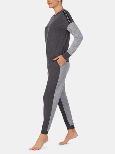 Šedé pyžamo DKNY