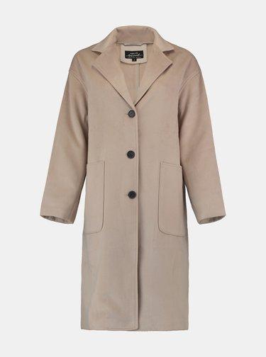 Béžový lehký kabát Hailys