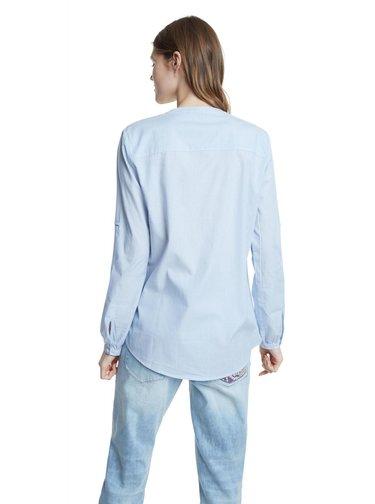 Desigual modrá košile Cam Be Free