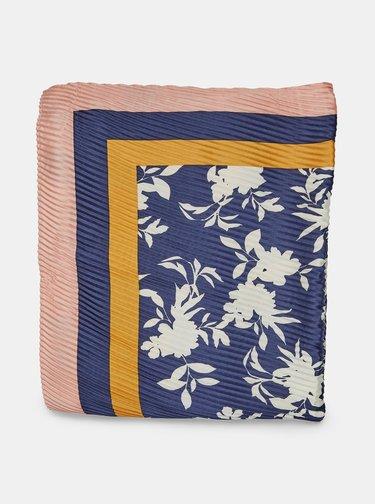 Modrá kvetovaný šatka Dorothy Perkins