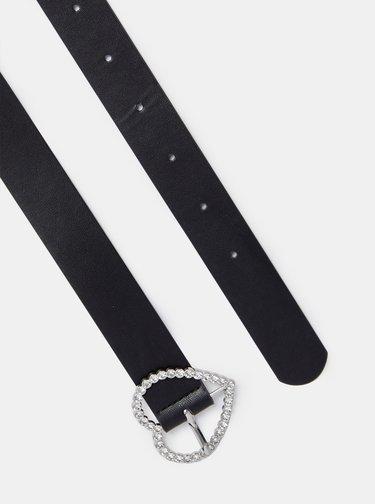 Černý pásek Dorothy Perkins