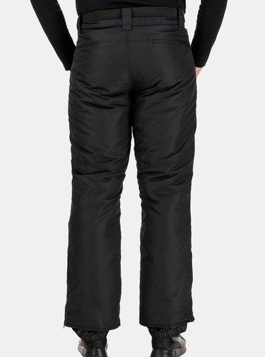 Černé pánské lyžařské kalhoty SAM 73