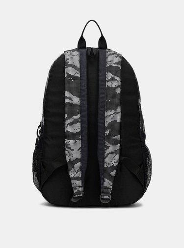 Černý vzorovaný batoh SAM 73