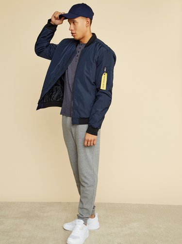Bluze pentru barbati ZOOT Baseline - albastru inchis
