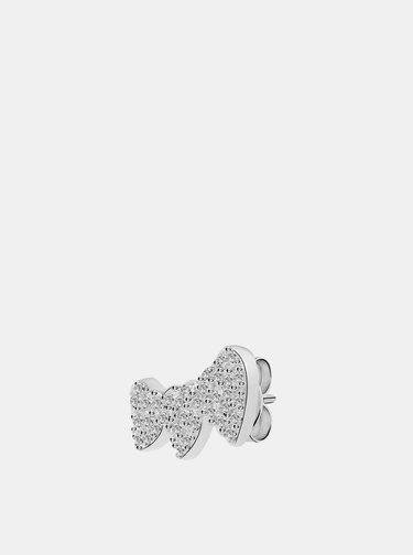 Jenda náušnice ve stříbrné barvě na La Petite Story