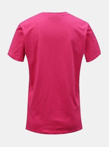 Tričká s krátkym rukávom pre ženy ONLY - ružová