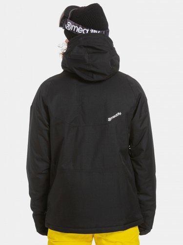 Černá pánská funkční bunda Meatfly Hoax