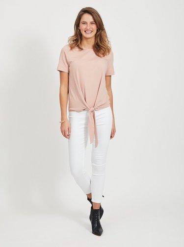 Tricouri pentru femei .OBJECT - roz