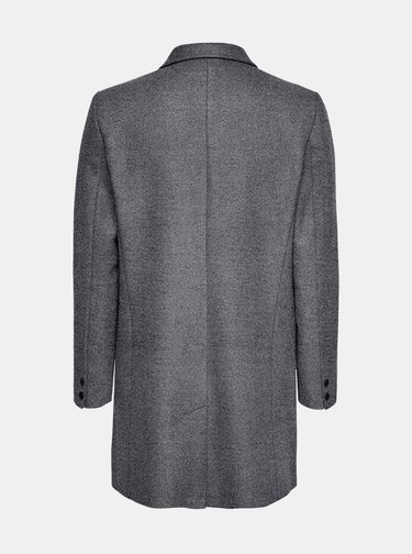 Paltoane pentru barbati ONLY & SONS - gri