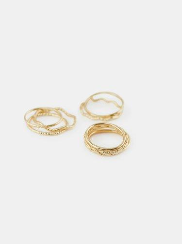 Inele pentru femei Pieces - auriu