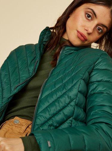 Geci de iarna pentru femei ZOOT - verde inchis