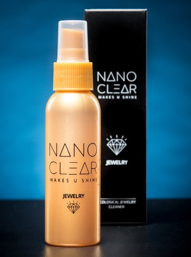 Čisticí prostředek na šperky NANO CLEAR 60 ml