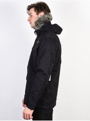Globe Goodstock Thermal Pa black zimní pánská bunda - černá