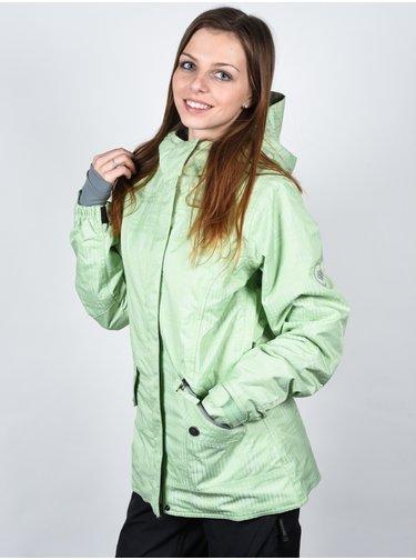 686 LUSTER MINT zimní dámská bunda - zelená
