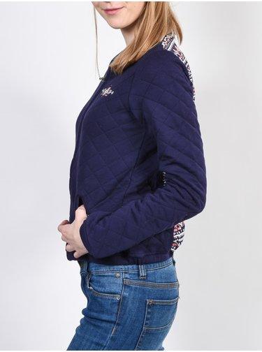 Roxy HERVEYBAY BTC0 podzimní bunda pro ženy - modrá