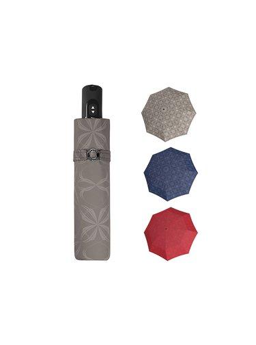 Doppler Magic Carbonsteel Bloom plne automatický dáždnik - Modrá