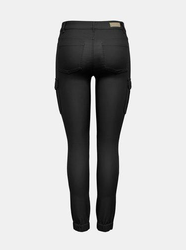 Pantaloni chino pentru femei ONLY - negru