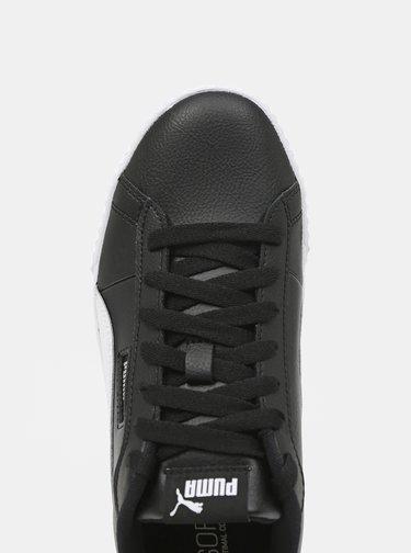 Černé dámské tenisky Puma