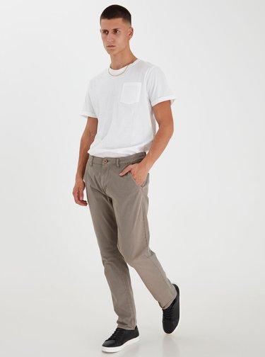 Béžové chino nohavice Blend
