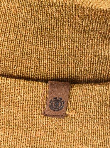 Element CARRIER II YELLOW HEATHER pánská čepice - žlutá