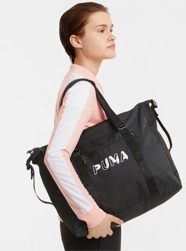 Čierna dámska športová taška Puma