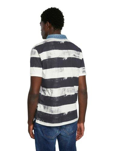 Desigual pánske tričko TS Julien s logom