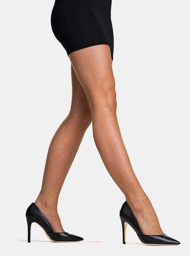 Dámské punčocháče FLY PANTYHOSE 15 DEN - Jemné strečové punčochové kalhoty - bronzová