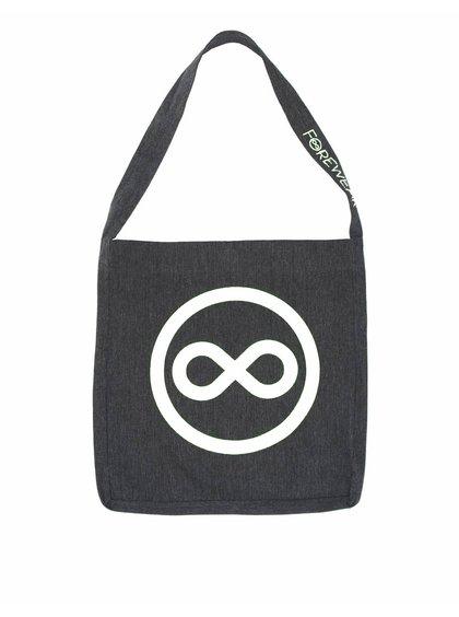 """""""Dobrá"""" taška FOREWEAR s bielym logom"""