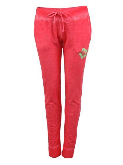 Růžové teplákové kalhoty Little Marcel Pani