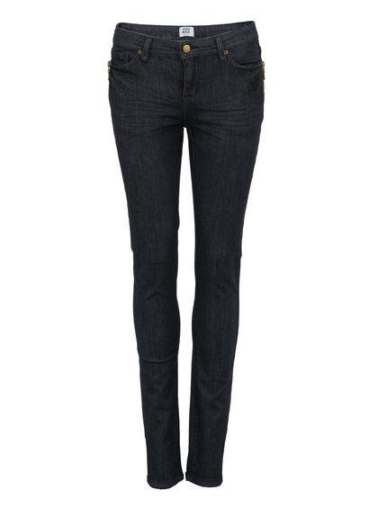 Jeanși Vero Moda Flash, navy