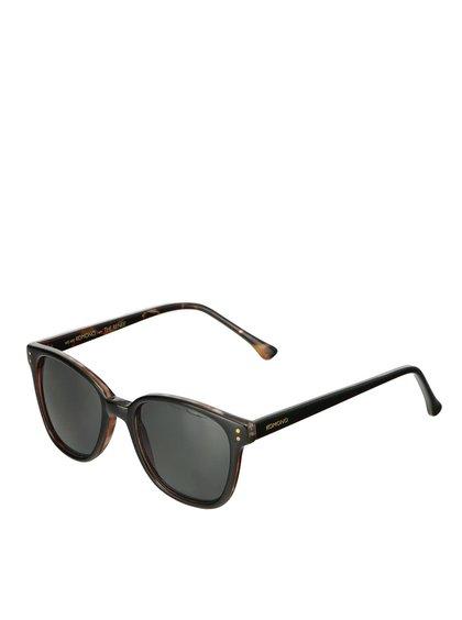 Černé dámské sluneční brýle Komono Renee