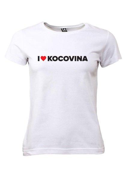 Dámske tričko ZOOT Originál I ♥ KOCOVINA