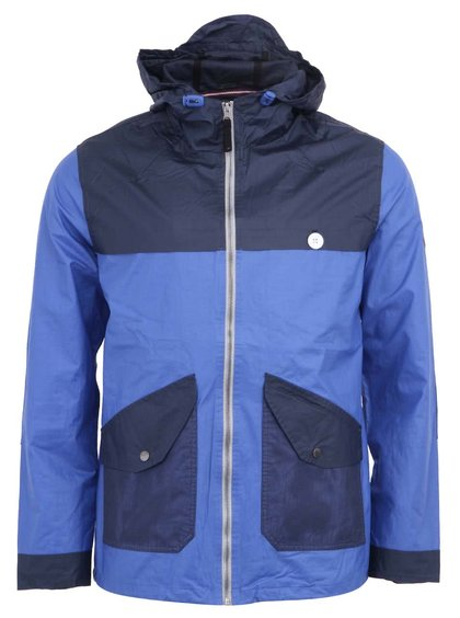 Jachetă pentru bărbați albastră rezistentă la vânt Bellfield Kyte