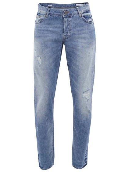 Jeanși bărbătești ONLY & SONS Avi - albastru deschis