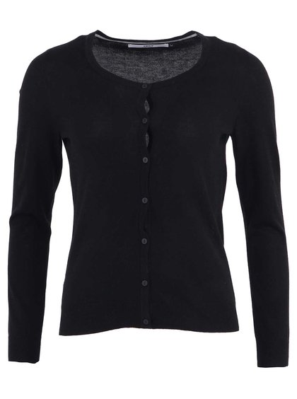 Cardigan negru ONLY Passion
