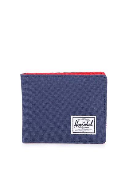 Modrá peněženka Herschel Roy Coin