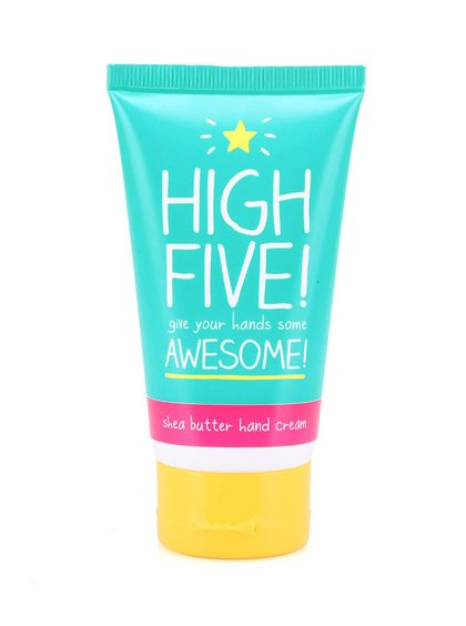 Cremă de mâini cu unt de shea High Five de la Happy Jackson