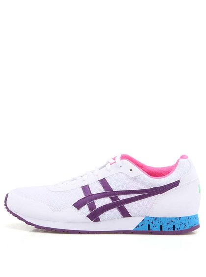 Pantofi sport albi Onitsuka Tiger Curreo pentru femei