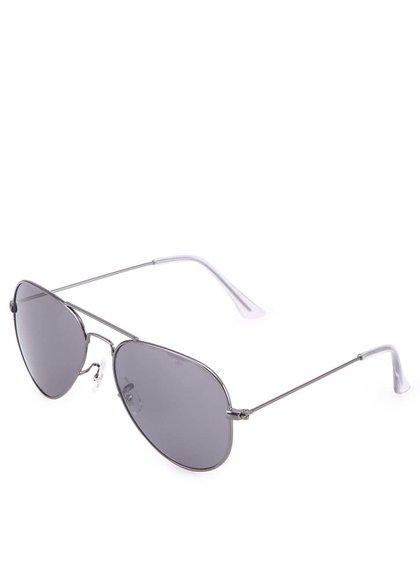 Ochelari de soare Vero Moda gri metalizat