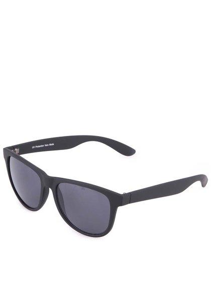 Čierne matné slnečné okuliare Vero Moda Urban Chic