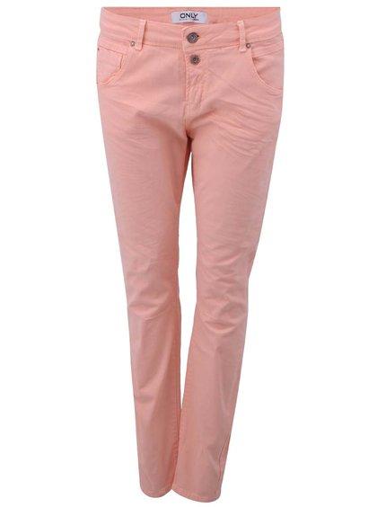 Meruňkové kalhoty ONLY Lise
