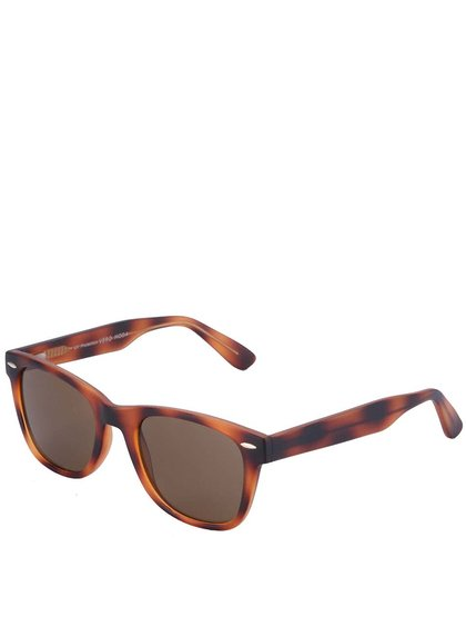 Hnedé slnečné okuliare Vero Moda Tortoise Shell