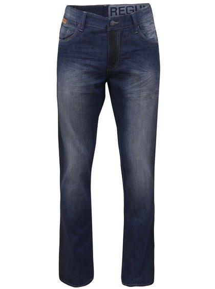 Jeanși bleumarin, model Chelsea de la Shine Original