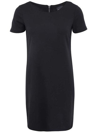 Rochie cu mânecă scurtă VILA Tinny - negru