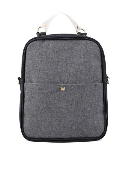 Sivý denimový ruksak/taška ZOOT Lokál